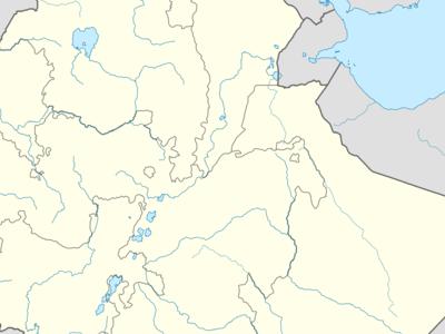 Nekemte Is Located In Ethiopia
