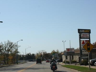 Nekoosa Wisconsin Downtown