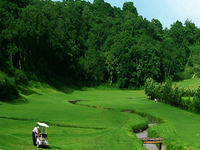 Gokarna Campo de Golfe Floresta