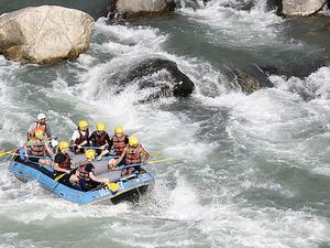 Tama Koshi River Fotos