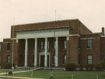 Neshoba County Courthouse In Philadelphia