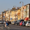 Coastal Boulevard In Katwijk