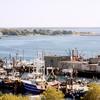 New Bedford Massachusetts View Of Harbor