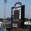 NewBridge Bank Park Score Board- Greensboro NC