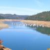 New Bullards Bar Reservoir On North Yuba River