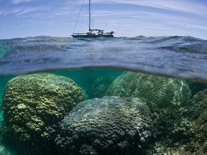 Nova Caledônia Barreira de Corais