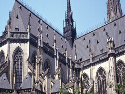 New Cathedral - Mariendom