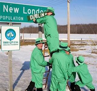 New Dublin  Leprechauns