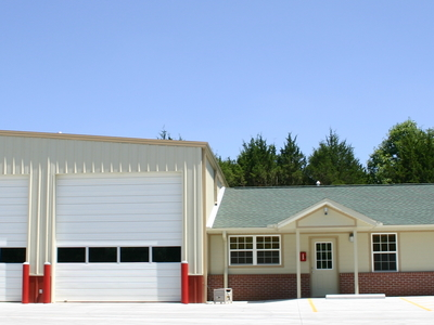 New Fire Station In  Bella  Vista  A R Trafalgar