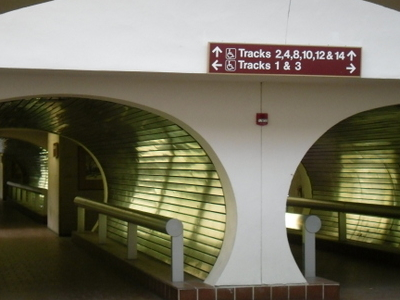 New  Haven  Union  Station Tunnels