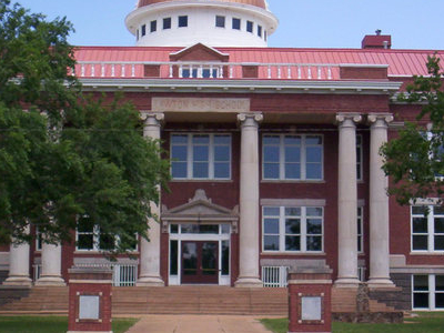 New Lawton City Hall