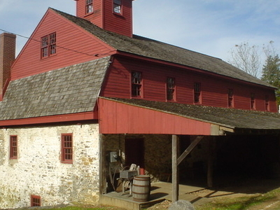 Newlin Grist Mill