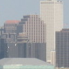 New Orleans Skyline From Uptown