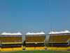 New Stands With Fabric Tensile Rooves
