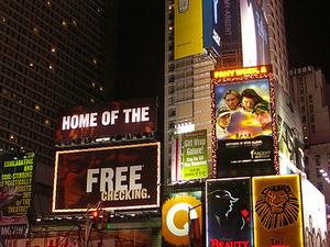 New York Night Tour Photos