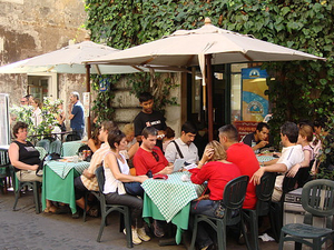 Rome Food Walking Tour Photos
