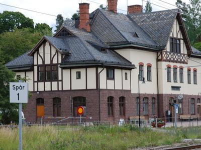 Ngelsberg Railway Station
