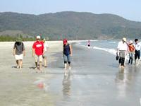 Ngoc Vung Island y Playa