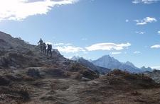 Ngozumba Glacier Hike - Nepal Himalayas