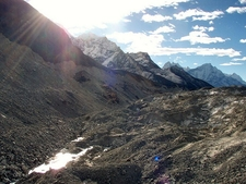 Ngozumba Glacier Trek - Nepal Himalayas