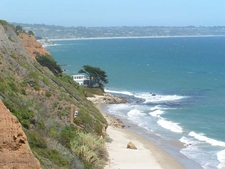 Nice Day At La Piedra State Beach