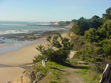 Nice View Of Schooner Gulch Beach