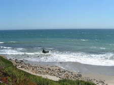 Nicholas Canyon County Beach Waves
