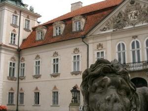 Nieborow Palace