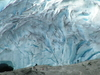 Nigardsbreen   Norway  Close  Up
