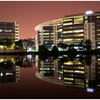 Night View Of Bhagmane Tech Park