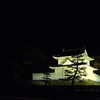Nijo Castle At Night