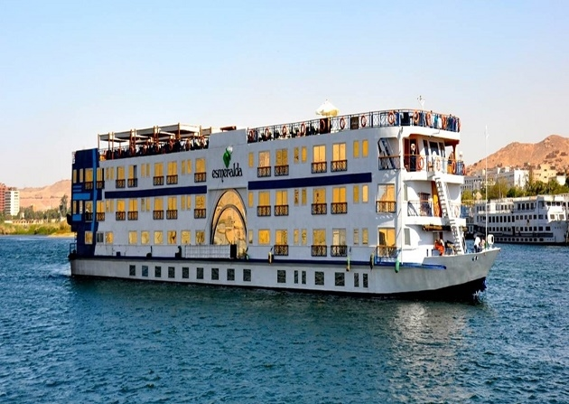 Nile Cruise 5 Days 4 Night From Luxor Photos