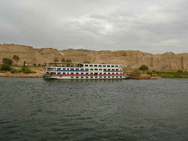 MS Nile Dolphin Cruise On The Nile At Christmas Photos