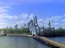 Nilov Monastery - Lake Seliger - Stolobny Island