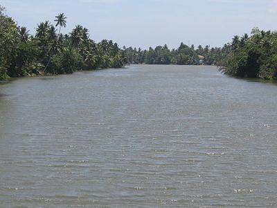 Nilwala River Matara Sri Lanka
