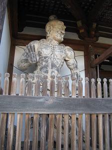 Nio Statue