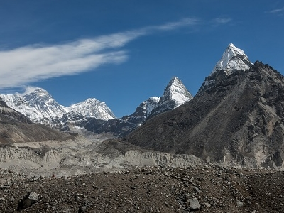 Nirekha - Kangchung & Chola - Nepal Himalayas