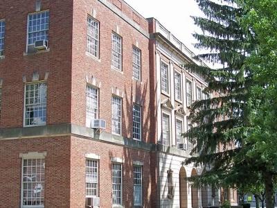 Noble  County  Courthouse  Ohio