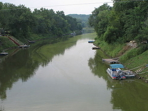 Nodaway Río