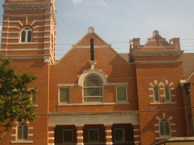 Noel  Methodist  Church In  Shreveport