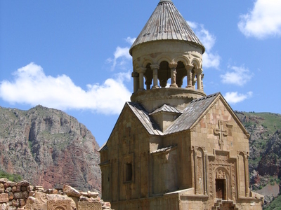 Surp Astvatsatsin Church Of Noravank