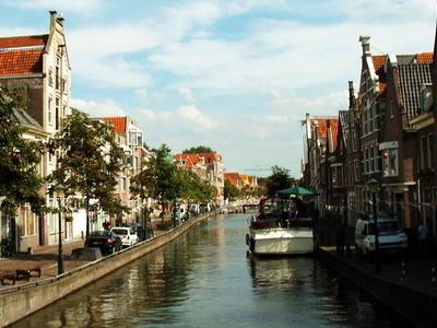 Canal Alkmaar