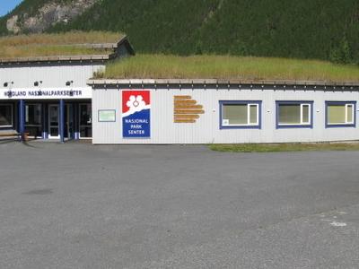 Nordland Nasjonalparksenter