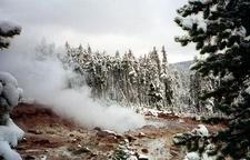 Norris Basin - Yellowstone National Park