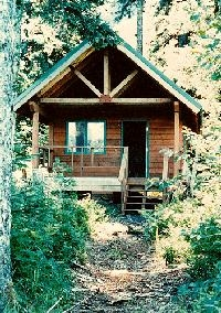 North Arm Cabin
