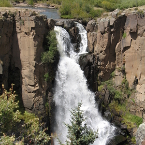 North Clear Creek Falls Observation Site