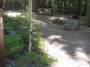 North Crestone Creek Campground