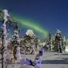 Northern Lights In Ruka - Finland