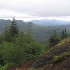 Northern Oregon Coast Range
