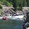 Norte Tenedor río Payette